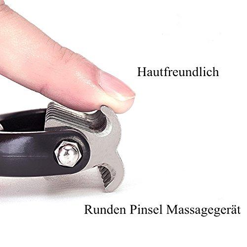 Premium Unterfellbürste für Mittel bis Lang-Haar - 4