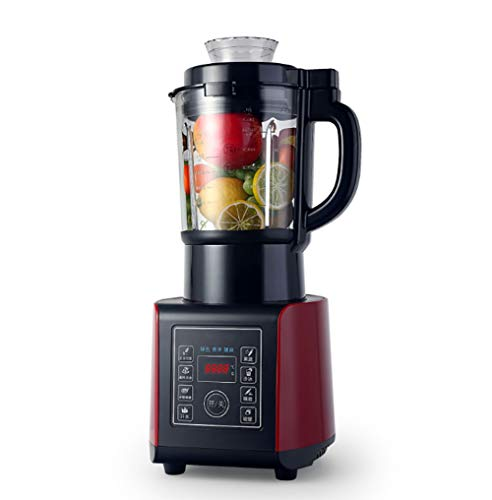 Blender - Multi Function 8 In 1 Food Blender Automatic Heating Baby Food Supplement Machine Home Intelligent Broken Food Machine -10L Below -1800W