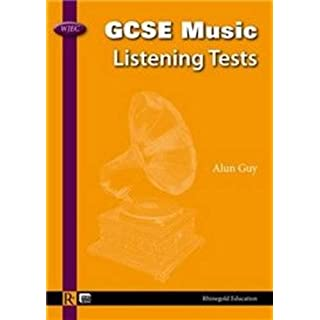 WJEC GCSE Music Listening Tests Pupils' Book