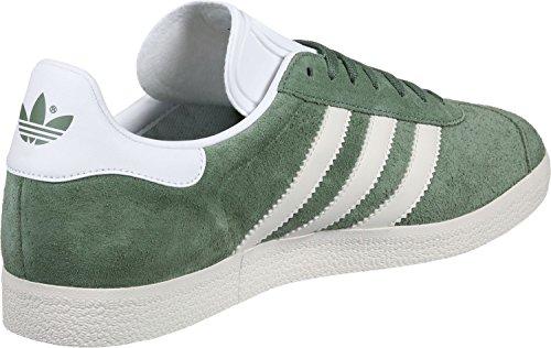 Adidas Originals Herren Sneakers Gazelle Trace Green-off White-footwear White