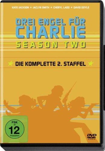 Drei Engel für Charlie - Staffel 2 (6 DVDs)