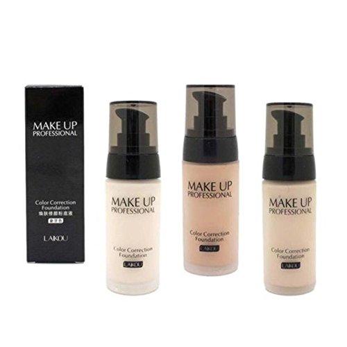 JaneDream Basic Makeup Care Cosmetic Concealer Liquid Foundation BB Cream Natural White
