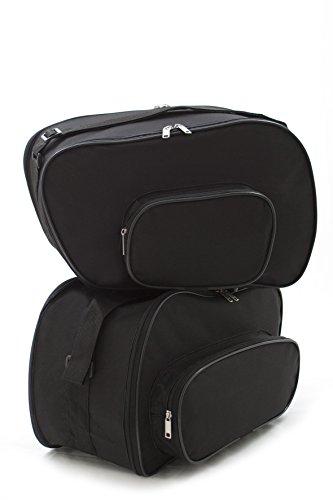 Borse interne per valigie laterali moto BMW R850 R, R850 RT, R1100 R, R1100 RS, R1100 RT, R1100 S, R1100 GS, R1150 R, R1150 RS, R1150 RT R1150 GS, K1200 RS, K1200 GT - # No:10