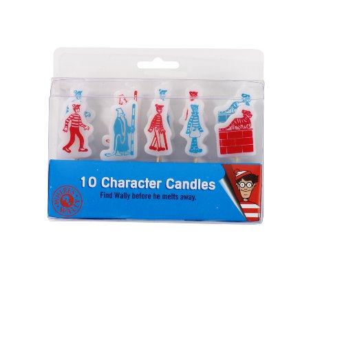 wheres-wally-character-candles-pack-of-10