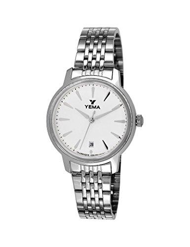 Reloj yema Lady mujer blanco–ymhf1526–Idea regalo Noel–en Promo