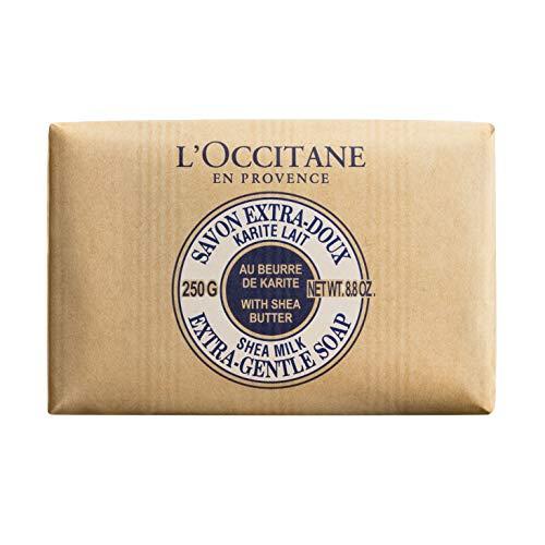L'Occitane Shea Butter Milk Extra Gentle Seife er Pack(x) -