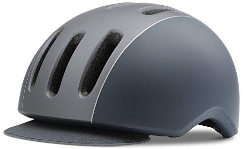 Giro Reverb City Fahrrad Helm grau 2018: Größe: S (51-55cm) (Giro Reverb Helm)