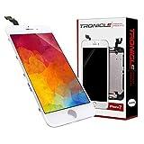 Tronicle iPhone 7 Weiß Vormontiert Ersatzdisplay Komplettset Montagewerkzeug LCD Ersatz Touchscreen Glas Reparatur