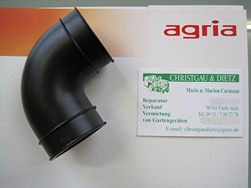 original Agria Bogenmuffe 23673 Einachser Balkenmäher Motorteil Vergaserteil