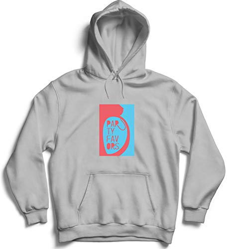 nny Quote_004409 Hooded Pullover Unisex MD Black Hoodie ()