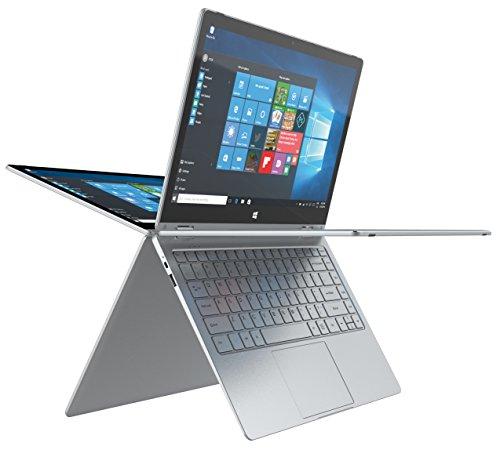 "Mediacom Flexbook Notebook PC, Display da 13.3"", N3350, RAM da 4 GB, eMMC da 32 GB [Layout Italiano]"