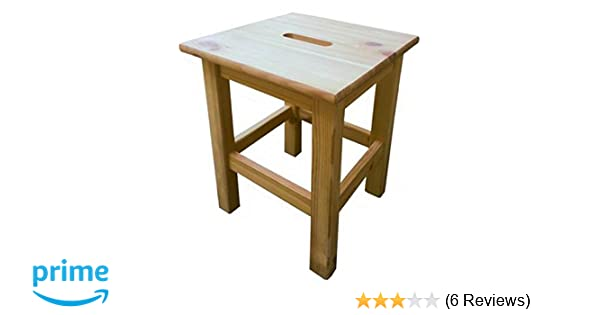 Ikea Sgabello Oddvar : Blinky oem. 9679005 big quadro hocker aus holz: amazon.de: baumarkt