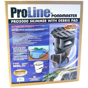 Danner 2474 Pro 5000 Skimmer with Debris Filter by Danner -