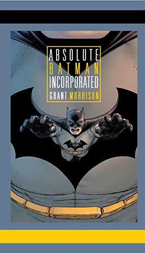 Absolute Batman Incorporated HC by Chris Burnham (Artist) › Visit Amazon's Chris Burnham Page search results for this author Chris Burnham (Artist), Yanick Paquette (Artist), Grant Morrison (20-Jan-2015) Hardcover