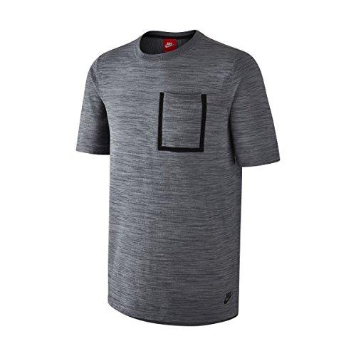 Nike Tech Knit Pocket Tee-T-Shirt-Homme