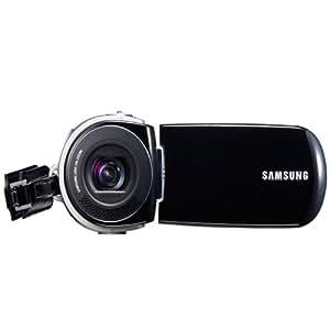 Samsung VP-MX10 Camcorder (Flash, 34-fach opt. Zoom, 6,9 cm (2,7 Zoll) Display, SD-Karten Slot)