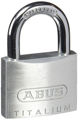 Abus 54TI/40 KA5414 - Candado Titalium 40mm llaves