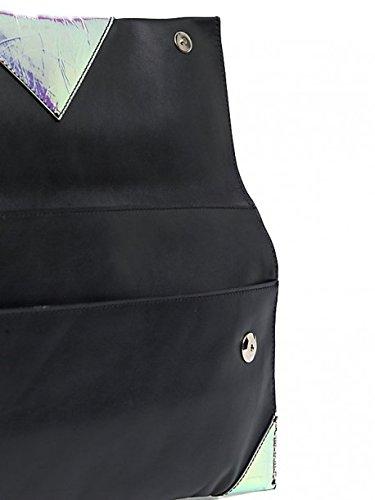 PATRIZIA PEPE , Sac pour femme à porter à l'épaule Noir