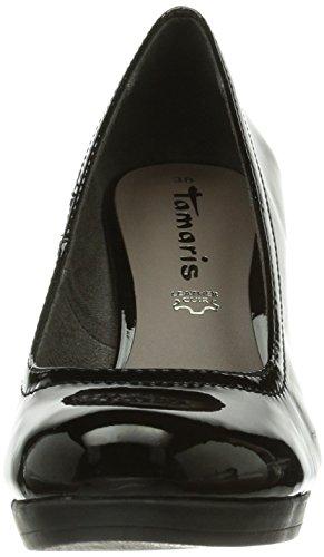 Tamaris 22435, Scarpe col tacco donna Nero (Schwarz (Black 001))