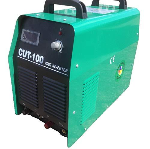 HST Plasmaschneider 100 Amp schneidet bis 30 mm Plasma CUT Inverter HF-Zündung