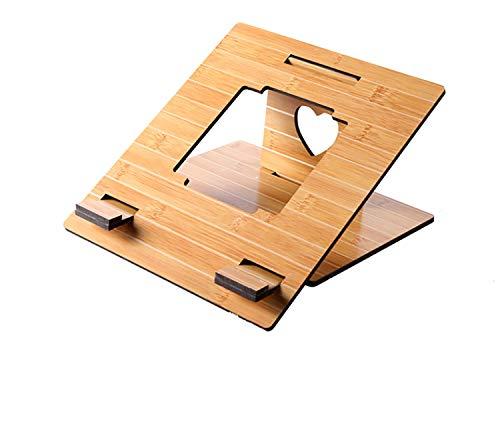 Laptop Ständer Notebook Ständer aus Aluminium Laptophalter für Geräte bis max.15,4 Zoll Erhöhung rutschfest klappbar, optimale Laptop-Belüftung Notebook Stand 15 4 Notebooks
