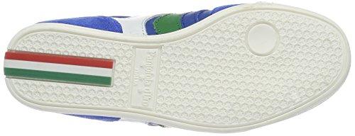 Pantofola d'Oro Vasto Ragazzi Low, chaussons d'intérieur garçon Bleu olympe