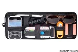 Organiseur pour accessoires paresoleil voiture