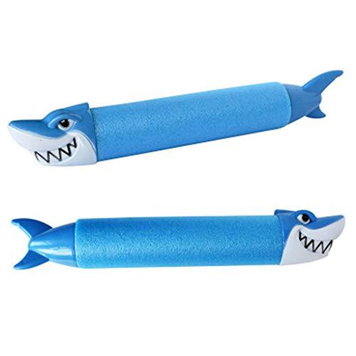 Neue Shark Wasserpistole Schaum Wasser Soaker Wasser Shooter Pool Strand Pump Gun Spielzeug -