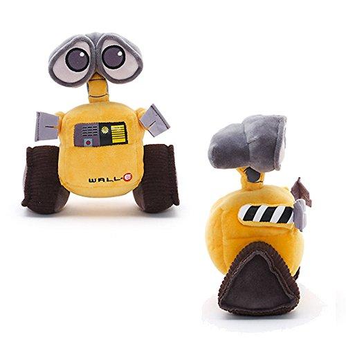 Image of Disney Pixar Wall-E Movie Exclusive 7 Inch Mini Bean Plush WALL-E by Disney