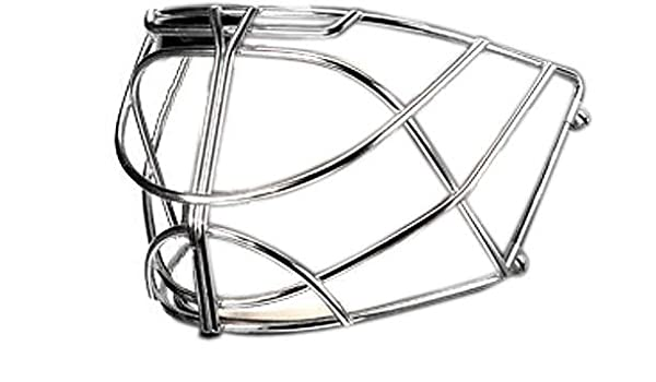 46532cd93b8 Bauer NME Non Certified 9   7 Cat Eye Goalie Cage  Amazon.co.uk  Sports    Outdoors