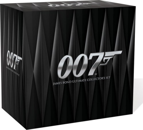 James Bond Ultimate Collector's Set [Import USA Zone 1]