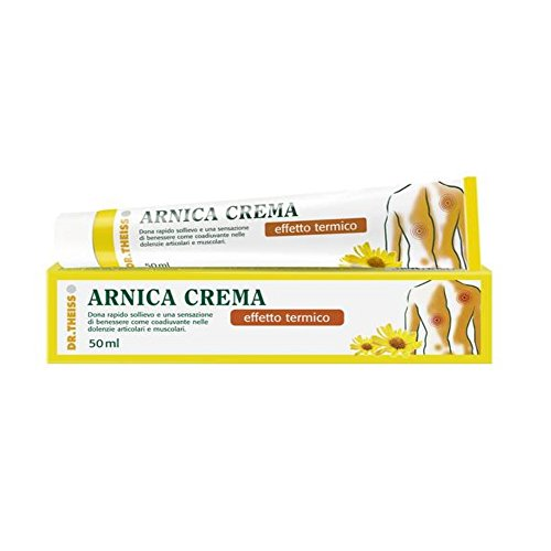 DR THEISS ARNICA POM RISCAL50G