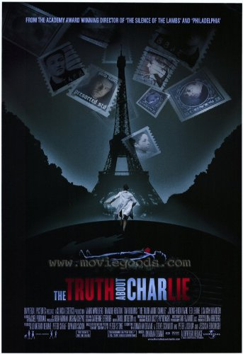 The Truth About Charlie Plakat Movie Poster (27 x 40 Inches - 69cm x 102cm) (2002) B