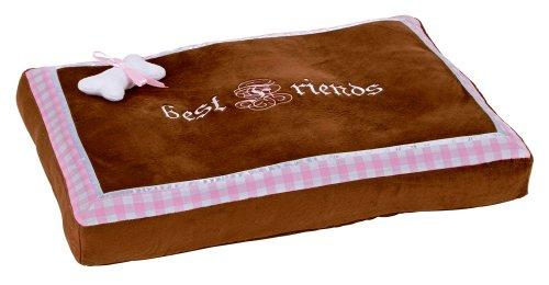 kerbl-snugly-bed-best-friends-bavaria-60-x-40-x-8-cm-pink