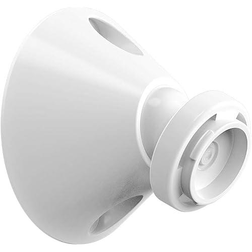 Blink - Staffa di montaggio per videocamera, confezione da 3 pezzi, colore: Bianco