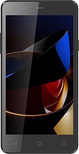Swipe Elite 2 Plus 2017 (Black, 8GB)