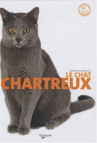 Le chat Chartreux par Mariolina Cappelletti