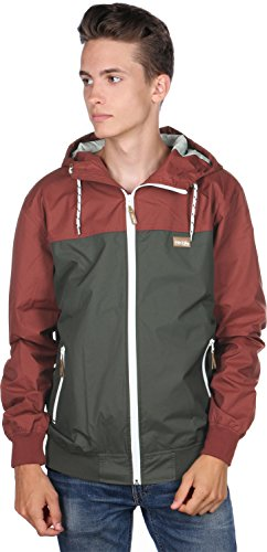 iriedaily-jacke-men-auf-deck-anthra-red-grossem