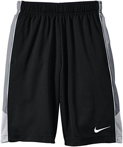 Nike Acceler8 Short Garçon Anthracite/Volt/Cool