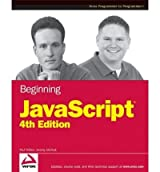 [(Beginning JavaScript)] [ By (author) Paul Wilton, By (author) Jeremy McPeak ] [October, 2009]