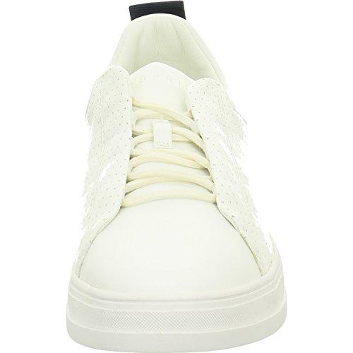 Esprit white Nappa-Pu perforiert Weiß