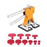 Greenbang PDR Werkzeuge, 10 Stücke Ausbeulen ohne Reparatur-werkzeuge Set mit Goldenen Dent Lifter PDR Klebestifte für Auto Dellen Entfernen