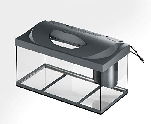 Tetra Starter Line Aquarium-Komplettset mit LED-Beleuchtung stabiles 54 Liter Einsteigerbecken mit Technik, Futter und Pflegemitteln - 9