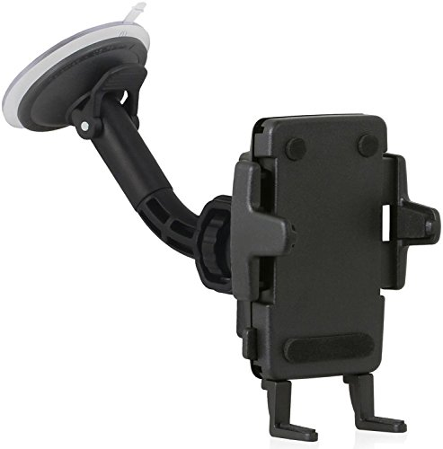 Wicked Chili KFZ-Halterung für Handy und Smartphone (Made in Germany, universell für Geräte von 46-76 mm Breite, kompatibel mit Bumper/ Hülle/ Case)