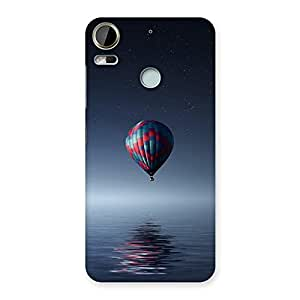 Neo World Aerial Balloon Back Case Cover for Desire 10 Pro