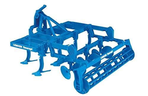 Bruder 02329 De plástico vehículo de juguete - Vehículos de juguete (De plástico, Azul, 3 año(s), Niño/niña, 210 mm, 200 mm)