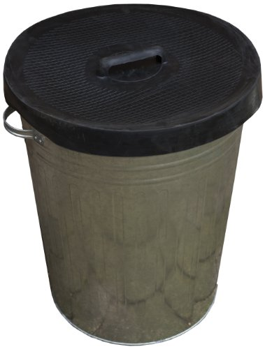 apollo-giardinaggio-ltd-bin-in-metallo-zincato-con-copertura-in-gomma-90-l