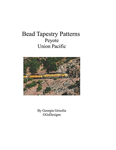 bead-tapestry-patterns-peyote-union-pacific-english-edition