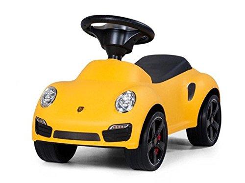"""Kinderauto - Rutscher Auto """"Porsche 911 Turbo S"""" lizenziert (Gelb)"""