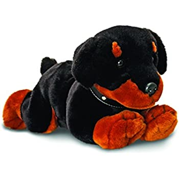 Keel Toys Ronnie Rottweiler 35cm Dog Puppy Cuddly Childrens Soft Toy